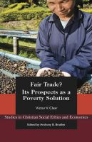 Cover for 'Fair Trade? Its Prospects as a Poverty Solution'