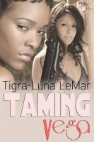 Cover for 'Taming Vega'