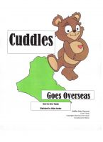 Cover for 'Cuddles Goes Overseas'