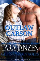 Cover for 'Outlaw Carson'