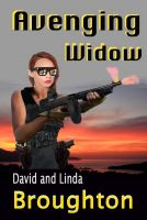 Cover for 'Avenging Widow'