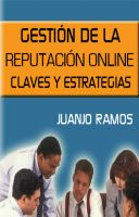 Cover for 'Gestión de la reputación online. Claves y estrategias'