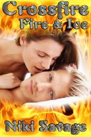 Cover for 'Crossfire: Fire & Ice'