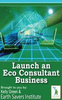 Cover for 'Launch an Eco Consulting Business'