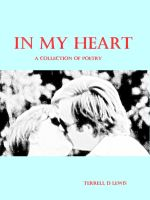 Cover for 'In My Heart'