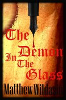 Cover for 'The Demon In The Glass'