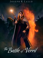 Cover for 'The Battle of Verril'