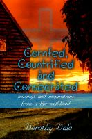 Cover for 'Cornfed, Countrified, and Consecrated'