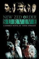 Cover for 'New Zed Order: Survive'