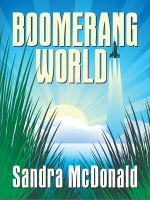 Cover for 'Boomerang World'