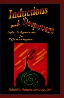 Cover for 'Inductions and Deepeners:  Strategies for Effecive Hypnosis'