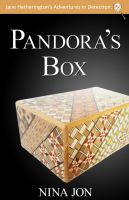Cover for 'Pandora's Box (Jane Hetherington's Adventures in Detection: 2)'