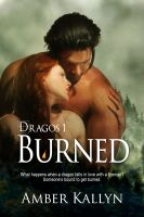 Cover for 'Burned (Dragos Book 1)'