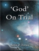 Cover for ''God' on Trial'