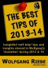 The Best Tips of 2013/14 by Wolfgang Riebe