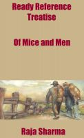 Cover for 'Ready Reference Treatise: Of Mice and Men'