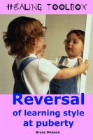Cover for 'Human learning style reverses at puberty'