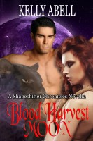 Kelly Abell - Blood Harvest Moon - A Shapeshifter Chronicles Novella