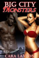 Cover for 'Big City Monsters: Jersey Devil Gangbang (Reluctant Monster Sex)'