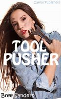 Cover for 'Tool Pusher'
