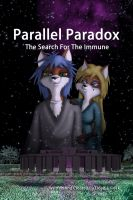 Cover for 'Parallel Paradox-The Search For The Immune'