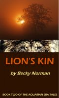 Cover for 'Lion's Kin'