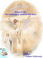 Cover for 'Hope of Life His Redeeming Spirit of Salvation'