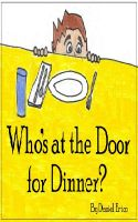 Cover for 'Who's at the Door for Dinner?'