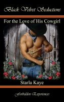 Cover for 'For the Love of His Cowgirl'