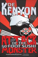 Cover for 'Attack of the 50-Foot Sushi Monster'