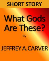 Cover for 'What Gods Are These?'
