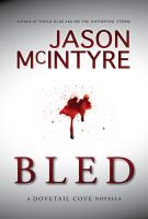 Cover for 'Bled'