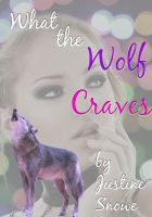 Cover for 'What the Wolf Craves (Rough M/F Vampire Werewolf Erotica)'