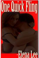 Cover for 'One Quick Fling'