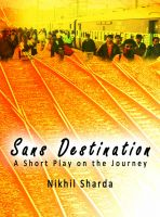 Cover for 'Sans Destination'