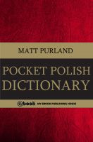 Cover for 'Pocket Polish Dictionary'