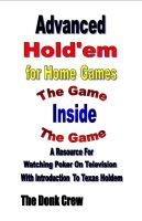 Cover for 'Advanced Holdem for Home Games'