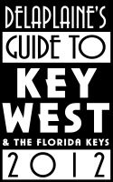 Cover for 'Delaplaine's 2012 Guide to Key West & the Florida Keys'