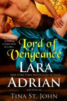 Cover for 'Lord of Vengeance'