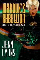 Cover for 'Marduk's Rebellion'