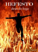 Cover for 'Hefesto deus do fogo'