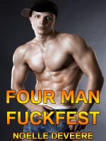 Cover for 'Four Man Fuckfest'