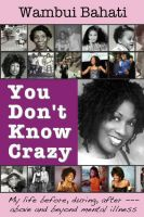 Cover for 'You Don't Know Crazy'