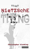 Cover for 'That Nietzsche Thing'