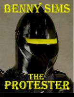 Cover for 'The Protester'