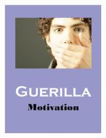 Cover for 'Guerilla Motivation'