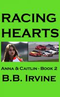 Cover for 'Racing Hearts'