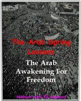 Cover for 'The Arab Spring Lessons'