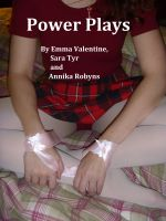 Cover for 'Power Plays (A BDSM Anthology)'