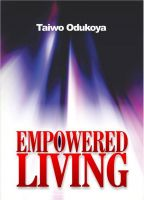 Cover for 'Empowered Living'